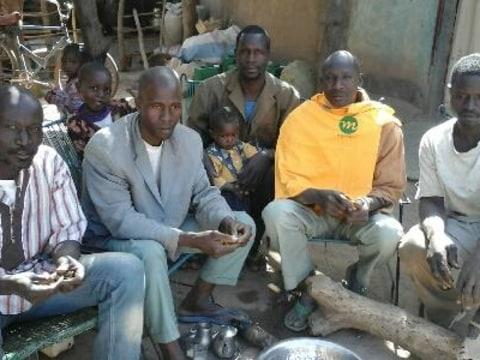 photo of Yacouba's Group