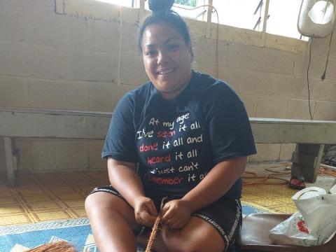 photo of Tupou