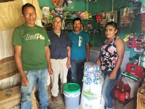 photo of Los Amigos Diamante N°1 Group