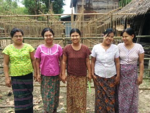 photo of Kha Lout Tayar Village Group 1