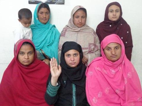 photo of Hameeda's Group