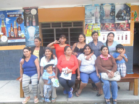 photo of Arariwas De Pampa Consepcion Group