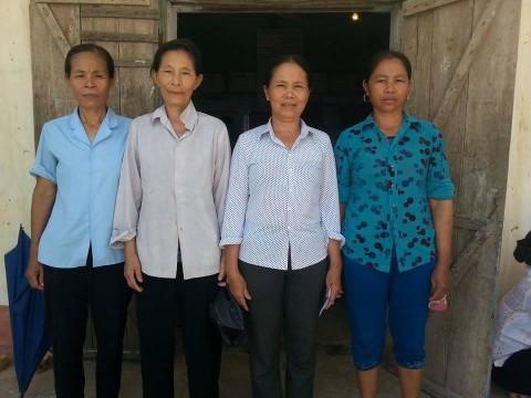 photo of Nhóm 05 Thôn Trung 01 -Quảng Nham Group