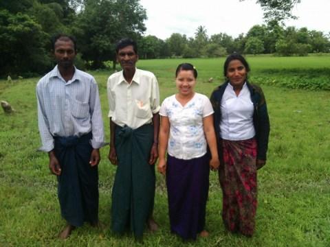 photo of Chaung Pyar Village Group