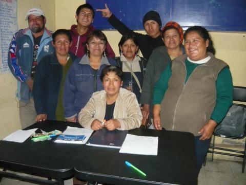 photo of Las Violetas Group
