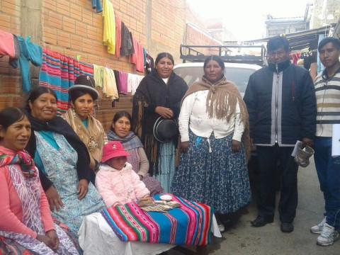 photo of Suma Qhantawi Group
