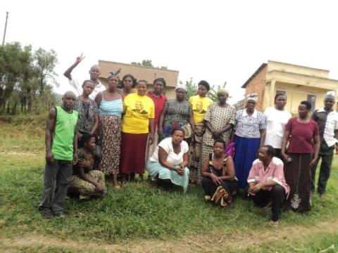 photo of Burema Women's Group-Kihihi