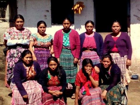photo of Ukotzijal Ixim Group
