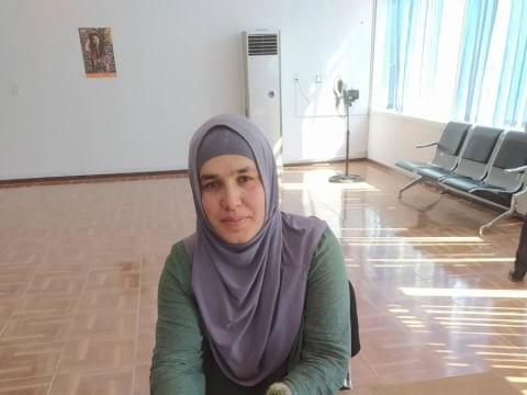 photo of Salomat