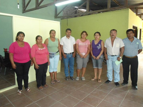 photo of Sin Fronteras Group