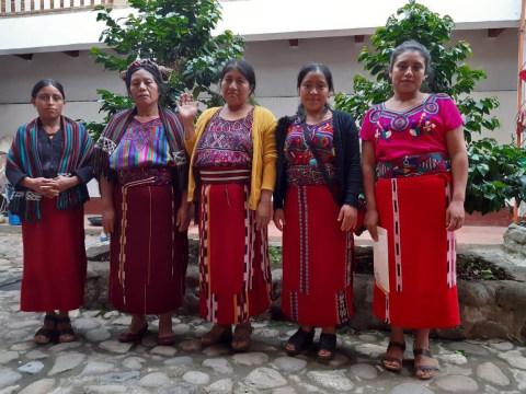 photo of Mujeres De Río Azul 3 Group