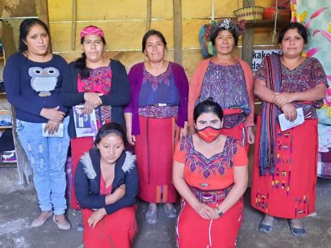 photo of Tejedoras De Sajputa Group