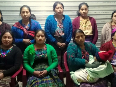 photo of Mujeres Chuilacal Group