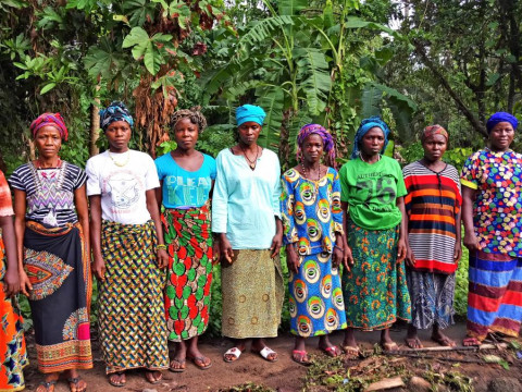 photo of Sampa's Survivors Group