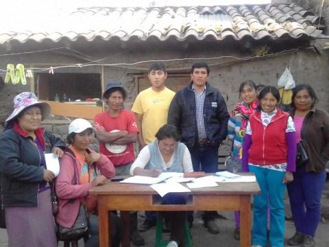photo of Virgen Santa Ana De Conchacaya Group