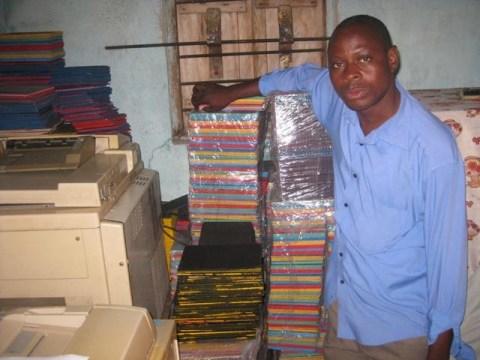 photo of Kokou Louis