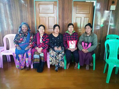 photo of Myo Ma Zay-41 Group