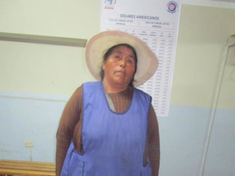 photo of Luisa Guadalupe