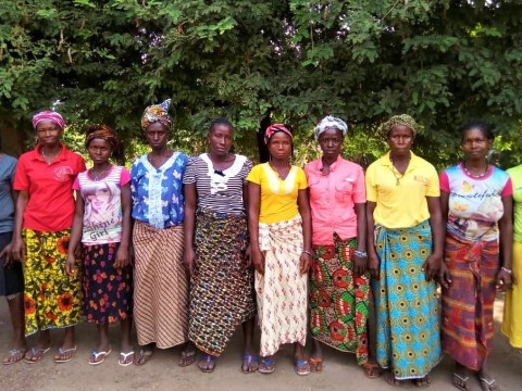 photo of Matoko's Best Female Farmers Group