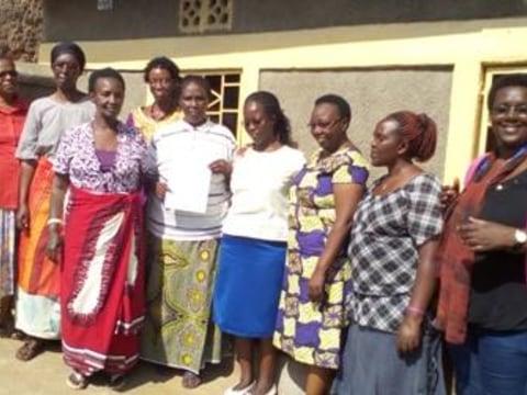 photo of Izere Ngoma Group