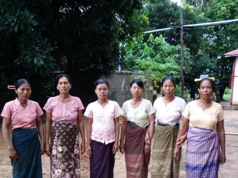 photo of Saik Kya-2 Village Group A