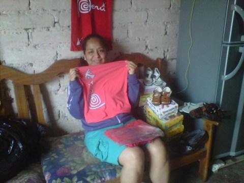 photo of Rosaly Cristina