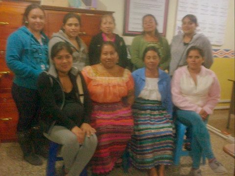 photo of Los Celajes Group