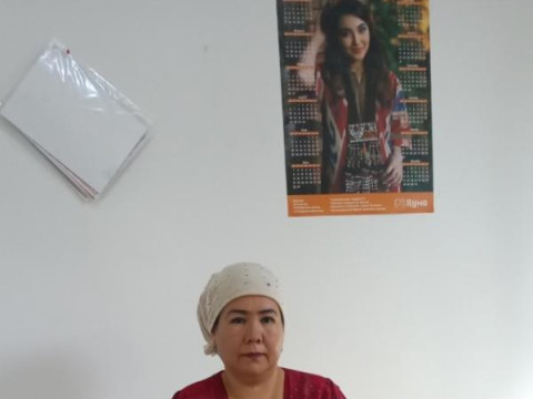 photo of Nasyba
