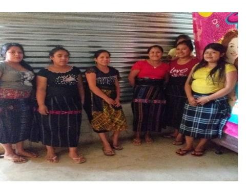 photo of Grupo Las Productoras De Xojola Group