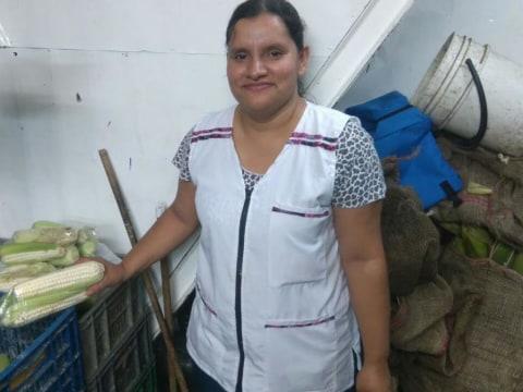 photo of Libia Eugenia