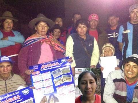 photo of Los Ullpus De Lamay Group