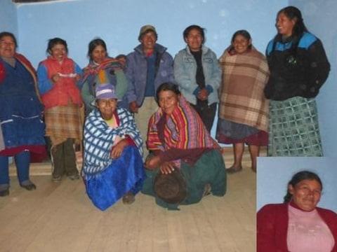 photo of Las Palmeritas Group