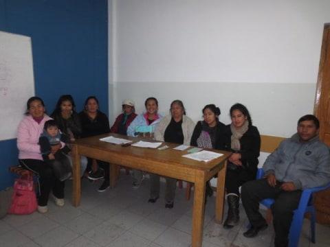 photo of Las Chambitas Group