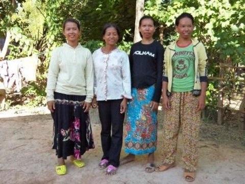 photo of Saroeut's Group