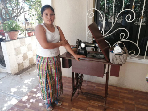 photo of Maria Isabel