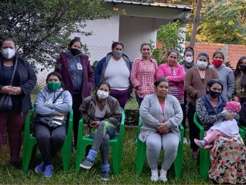 photo of Mujeres Pensando En El Futuro Group