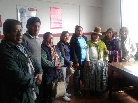 photo of Señor De Exaltacion Group