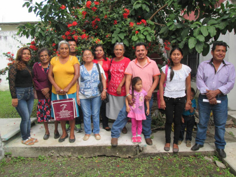photo of Cosoltepec Group