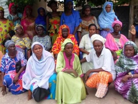 photo of Salimatou's Group