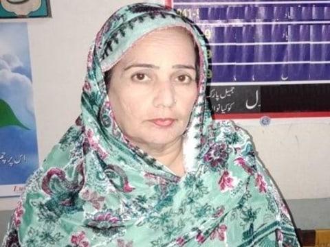 photo of Faiz Sultana