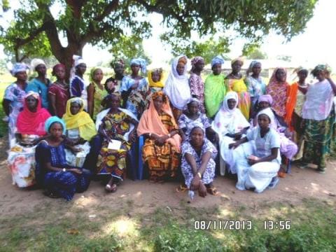 photo of Bouramanding's Group
