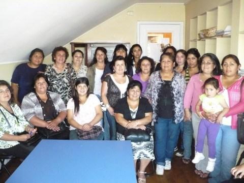 photo of Rayen Mapu Group