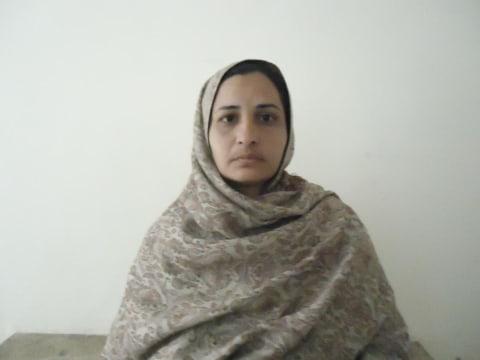 photo of Rukhsana Bibi