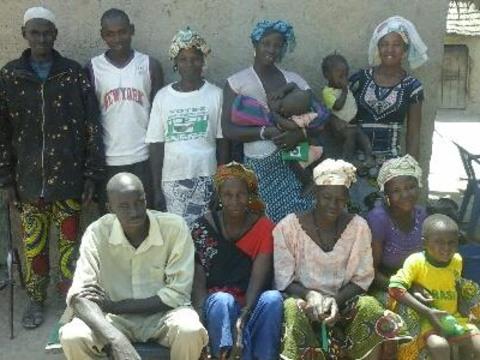 photo of Mariana's Group