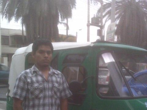 photo of Luis Jhonathan