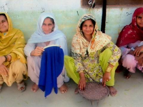 photo of Majida's Group