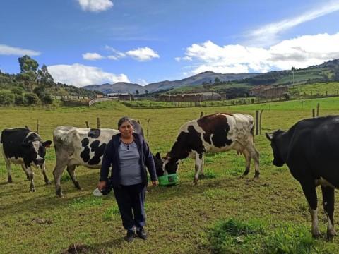 photo of Miria Yolanda