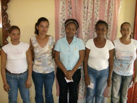 photo of Griselda's Group