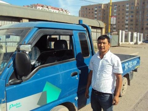 photo of Mendsaikhan