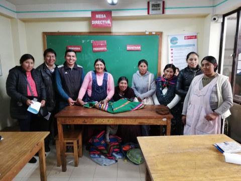 photo of Illimani Sin Rendirse Group